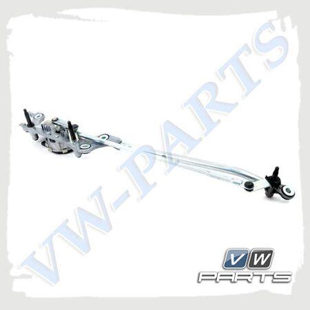 Трапеция стеклоочистителей лобового стекла с мотором VAG 7P0955023