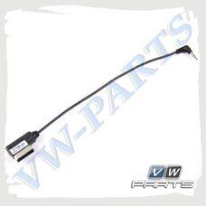 Кабель адаптер MDI-JACK 3.5 мм VAG 7P6035443