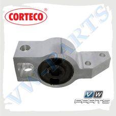 Сайлентблок переднего рычага задний левый CORTECO 80005075