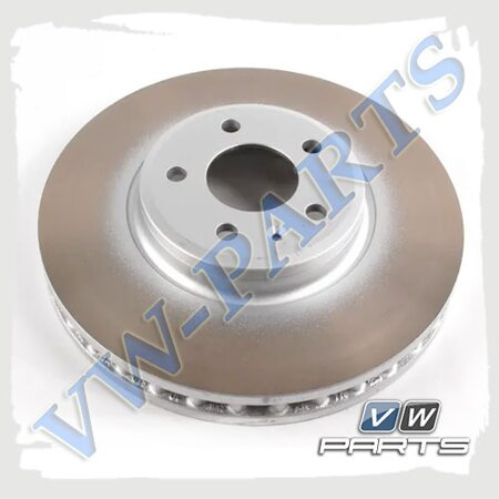 Диск тормозной передний VAG 80A615301F