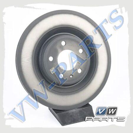 Диск тормозной задний VAG 80A615601C
