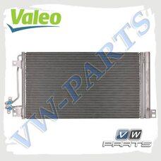 Радиатор кондиционера Valeo 814015
