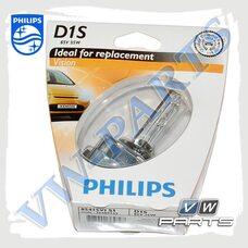 Лампа ксеноновая D1S Philips Xenon Vision 85415VIS1