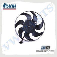 Вентилятор системы охлаждения двигателя Nissens 85733