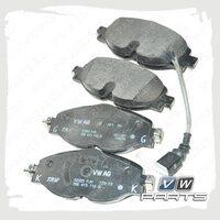 Колодки тормозные передние VAG 5Q0698151F