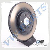 Диск тормозной задний VAG 8W0615601E