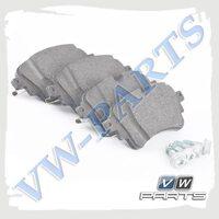 Колодки тормозные задние VAG 8W0698451S