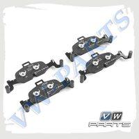 Колодки тормозные передние VAG 8W0698151AQ