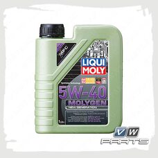 Масло моторное LIQUI MOLY Molygen New Generation (502.00/505.00) 5W40 (1 л.)