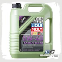 Масло моторное LIQUI MOLY Molygen New Generation (502.00/505.00) 5W40 (5 л.)
