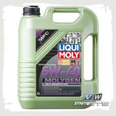 Масло моторное LIQUI MOLY Molygen New Generation (502.00/505.00) 5W40 (5 л.)