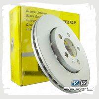 Диск тормозной передний Textar 92082205