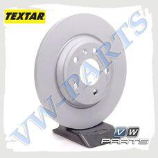 Диск тормозной задний TEXTAR 92160103