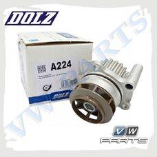 Насос системы охлаждения (помпа) Dolz A224