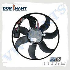 Вентилятор системы охлаждения двигателя DOMINANT AW1K009590455EA