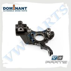 Кулак поворотный передний левый DOMINANT AW1K04070255AA
