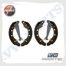 Колодки тормозные барабанные задние Fenox BP53039