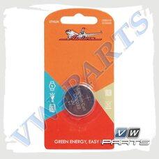 Батарейка AirLine CR2032-01