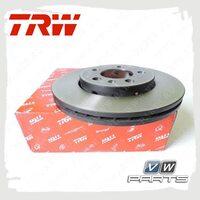 Диск тормозной передний Trw DF2803