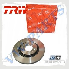 Диск тормозной задний TRW DF4312