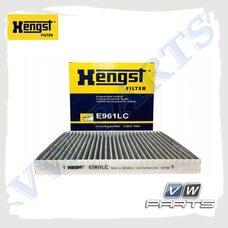 Фильтр салона (угольный) Hengst E961LC