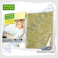 Фильтр салона (антиаллергенный) Mann FP31003