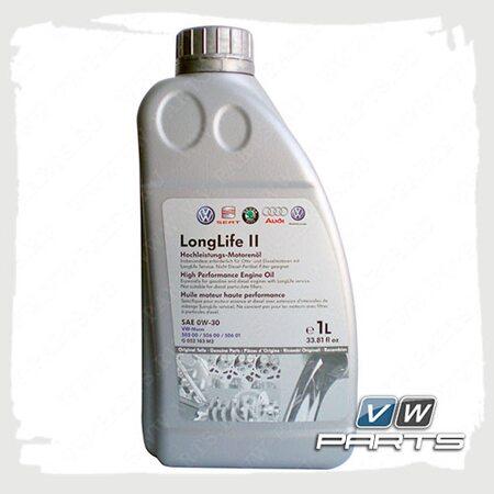 Масло моторное LongLife II 0W30 (1л.) G052183M2