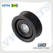 Ролик обводной ремня генератора NTN-SNR GA35109