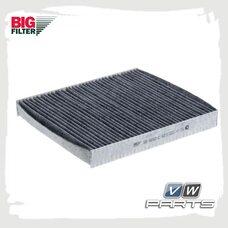 Фильтр салона (угольный) Big Filter GB-9892/C