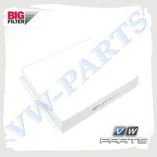 Фильтр салона (бумажный) Big Filter GB-9973