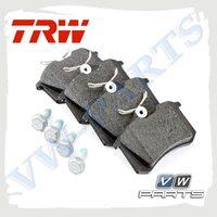 Колодки тормозные задние Trw GDB1330DTE