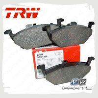 Колодки тормозные передние Trw GDB1386