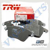Колодки тормозные передние Trw GDB1550