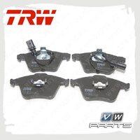 Колодки тормозные передние Trw GDB1554