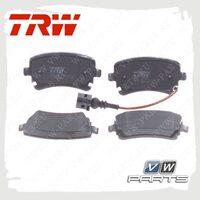 Колодки тормозные задние Trw GDB1557