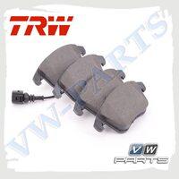 Колодки тормозные передние TRW DTE Ceramic GDB1762DTE