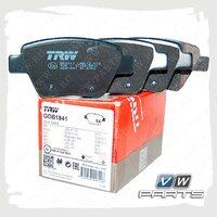 Колодки тормозные задние Trw GDB1841