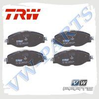 Колодки тормозные передние TRW GDB2143