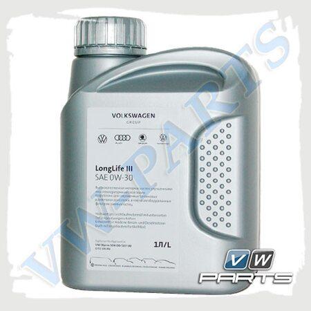 Масло моторное LongLife III VAG 0W30 (1л) GR52195M2