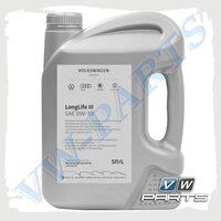 Масло моторное LongLife III VAG 0W30 (5л) GR52195M4