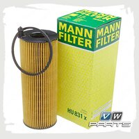 Фильтр масляный Mann HU831X