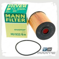 Фильтр масляный Mann HU932/6N