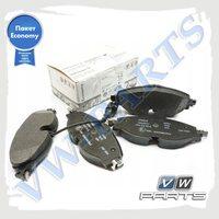 Колодки тормозные передние VAG Economy JZW698151AN