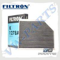 Фильтр салона (угольный) Filtron K1278A