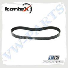 Ремень поликлиновой (6PK1113) KORTEX KDB064STD
