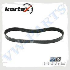 Ремень поликлиновой (6PK1693) KORTEX KDB075STD