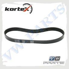 Ремень поликлиновой (6PK1705) KORTEX KDB077STD