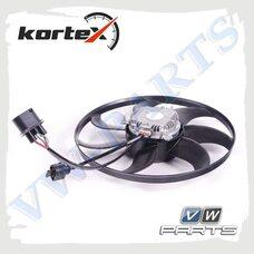 Вентилятор системы охлаждения двигателя KORTEX KFD011