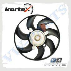 Вентилятор системы охлаждения двигателя KORTEX KFD080
