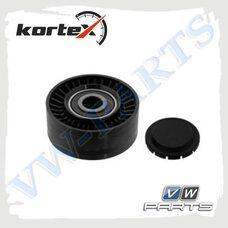 Ролик обводной ремня генератора KORTEX KTP1024